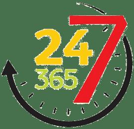 247 access