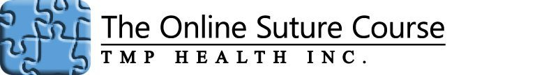 online suture course