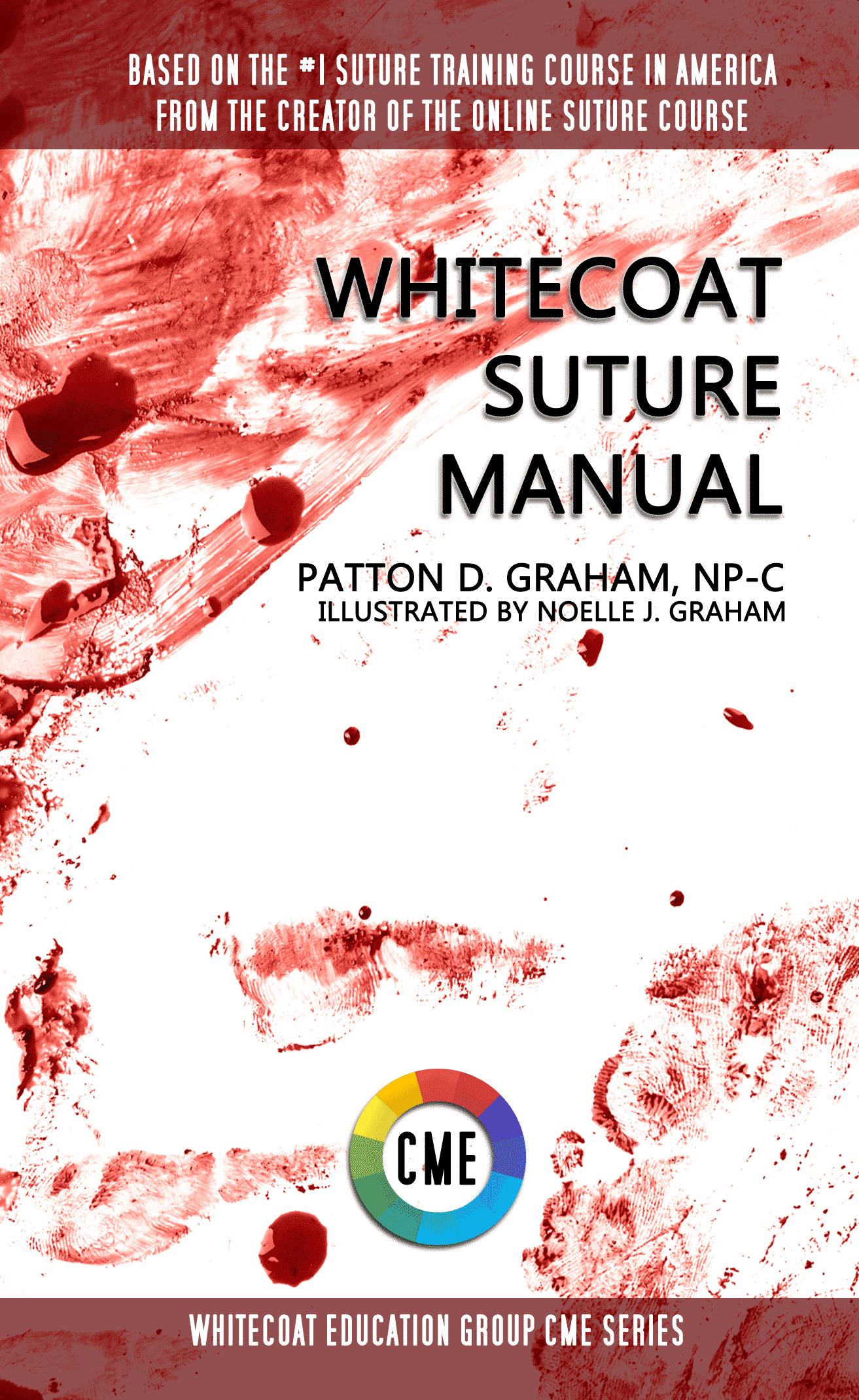 WhiteCoat Suture Manual